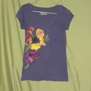 Mossimo casual tee L